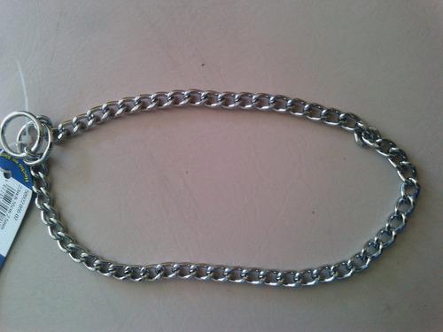 collar aleman plano 55cm x 3mm herm sprenger hs germany