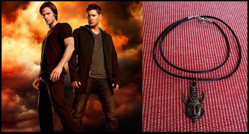collar amulet supernatural