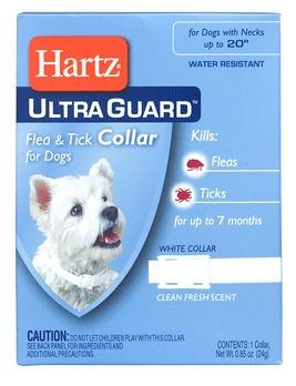 collar antipulgas perro