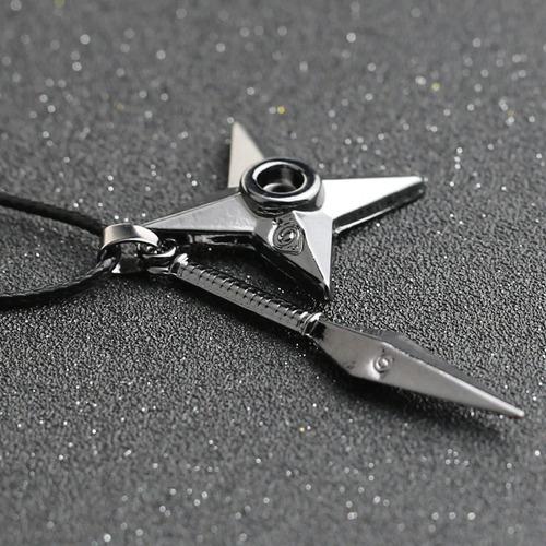collar armas ninja naruto