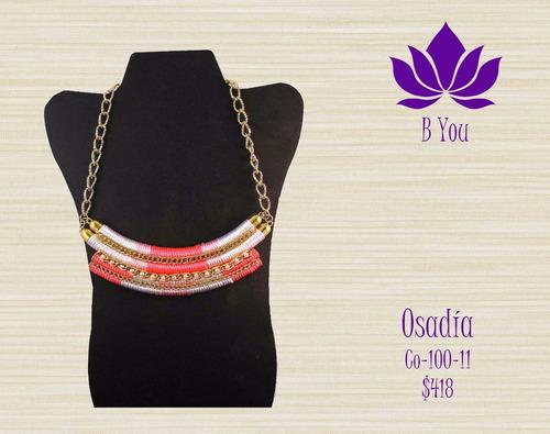 collar b you: osadía