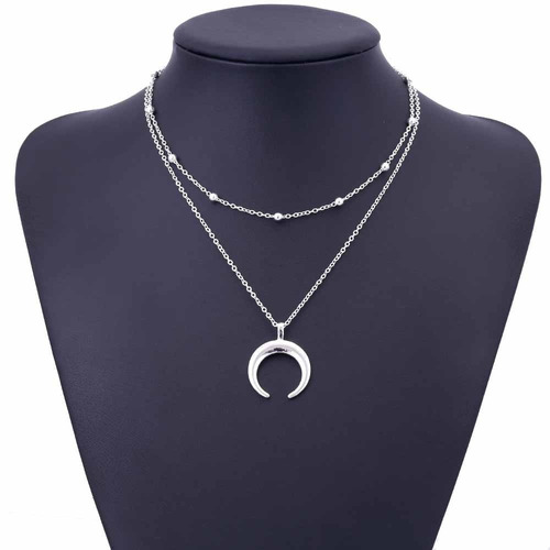 collar cadena joyería