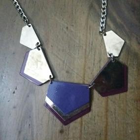 847611503985 Collar Isadora Dorado Usado en Mercado Libre Argentina
