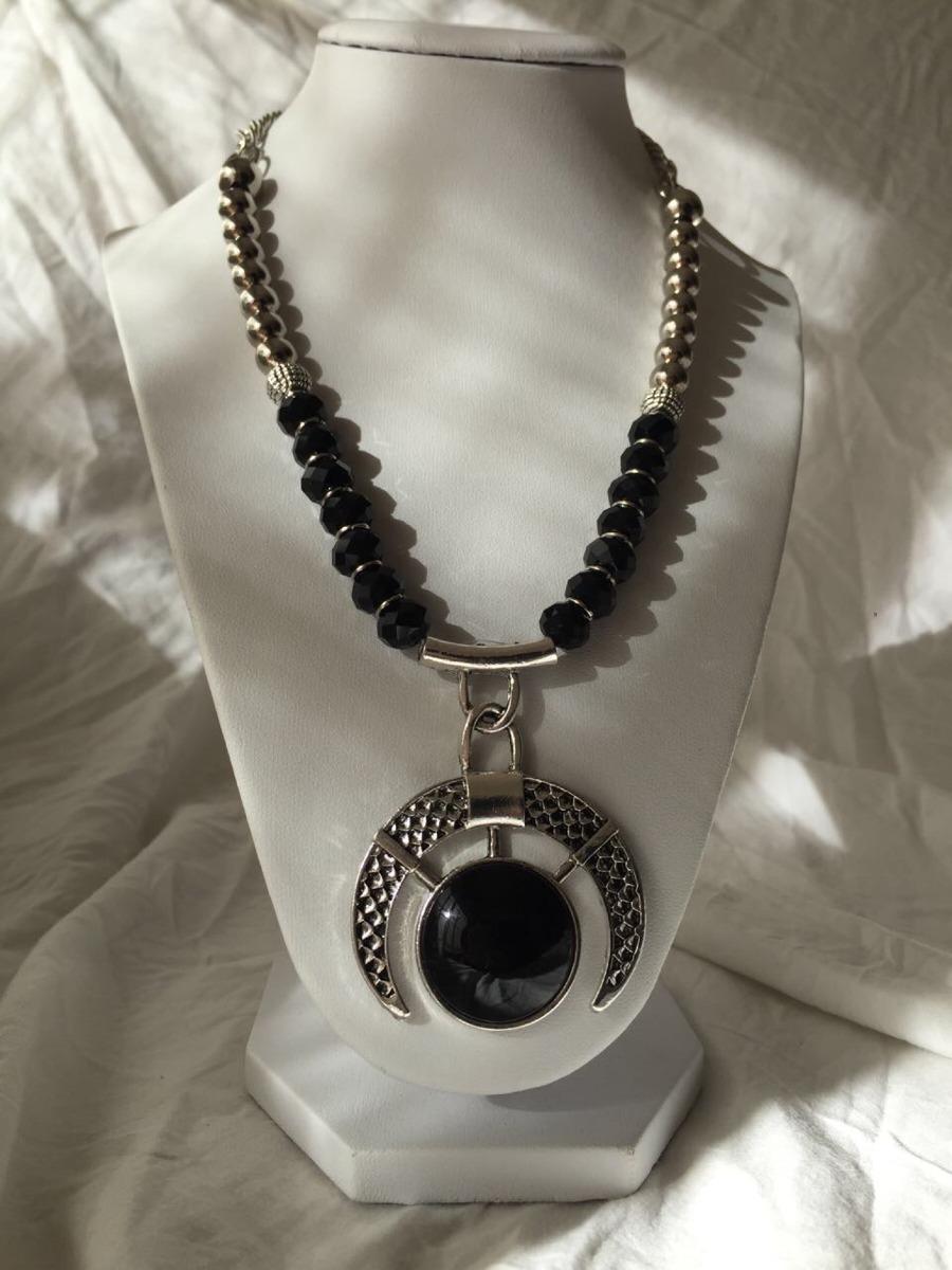 fc726dd791e2 collar centro piedra diseño x mayor (6u). Cargando zoom.