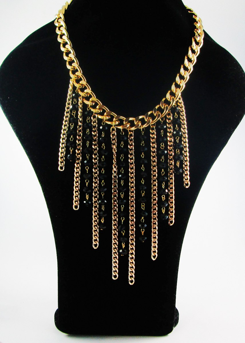 Collar De Moda, Collar Para Mujer, Bisuteria Fina, Collar