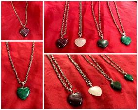 9fa6799f8527 Collares Artesanales Dijes Grandes Piedras - Cadenas y Collares ...