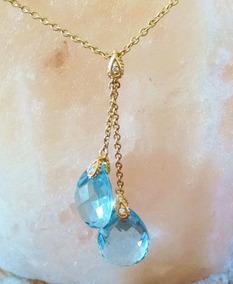 274f284a352b Dije Diamante Azul - Joyería en Mercado Libre México