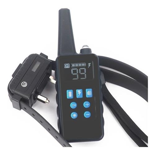 collar control remoto para entrenar perros 600 mts vibracion
