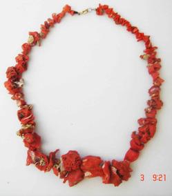 9d898f171fda Collar Coral Rojo - Joyería y Bisutería Collares en Mercado Libre Venezuela