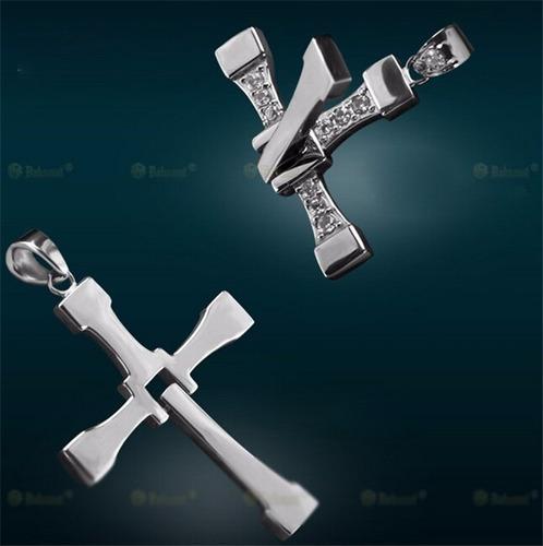 collar cruz toretto dominic rapido furioso acero