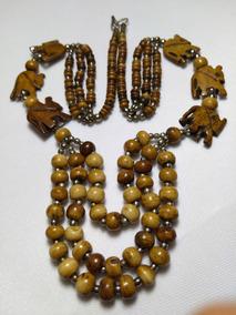 198cea9529a9 Collar Indio Hueso en Mercado Libre México