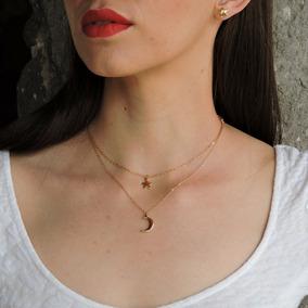 de8977d6c57b Cadenas Oro - Collares y Cadenas Sin Piedras en Mercado Libre México