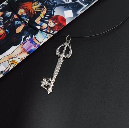 Collar de metal del juego kingdom hearts roxas sora b 17172 en collar de metal del juego kingdom hearts roxas sora b aloadofball Images