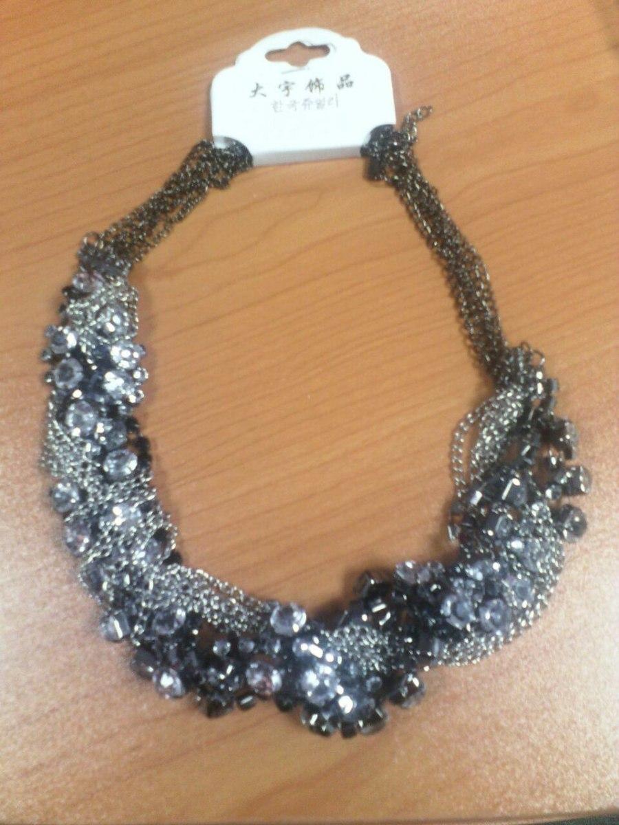 0991ca56fb2a Collar De Moda Moderno -   110.00 en Mercado Libre