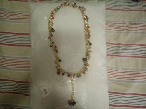 collar de orfebreria. poco uso y en buenas condiciones