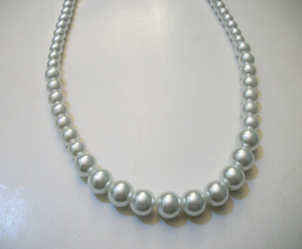 c441d26761cf collar de perlas blancas 2019 q. Cargando zoom.