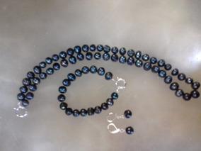 727604983f85 Collar Perla Negra - Cadenas y Collares en Mercado Libre Argentina