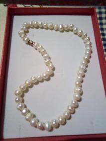 2dca5ced607a Collar Perla Cultivada Margarita - Joyería y Bisutería Collares Perlas en Mercado  Libre Venezuela