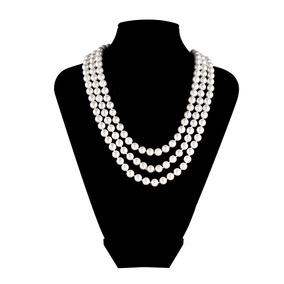 2fdd78e76d97 Collar De Perlas Imitación en Mercado Libre Uruguay