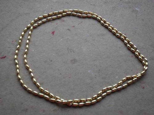 collar de perlas en fantasia