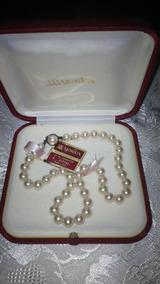 431b232ecd70 Collar De Perlas Majorica 800 - Joyería y Bisutería en Mercado Libre  Venezuela