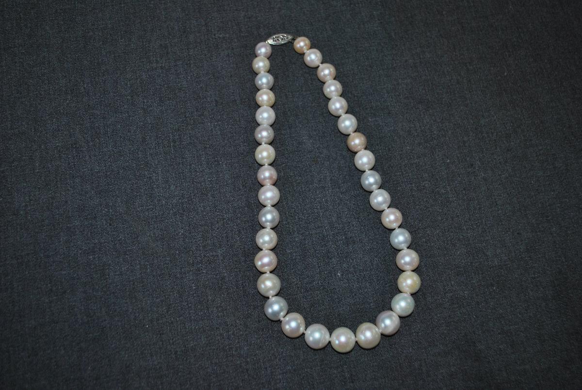 65fc28159d77 Collar De Perlas Originales De Tahiti Diferentes Tonalidades ...