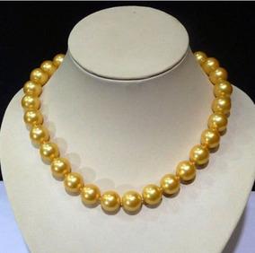 c3122cbc5aee Perlas Checas 14 Mm Collar Collares - Joyería y Bisutería en Mercado Libre  Venezuela