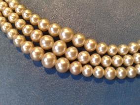 22a2f7150b9d Collar De Perlas Con Broche en Mercado Libre Argentina