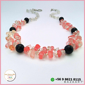 9c16d5b867e2 Collar De Piedras Naturales