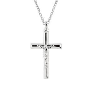 4bb562771428 Crucifijos En Plata en Mercado Libre Colombia