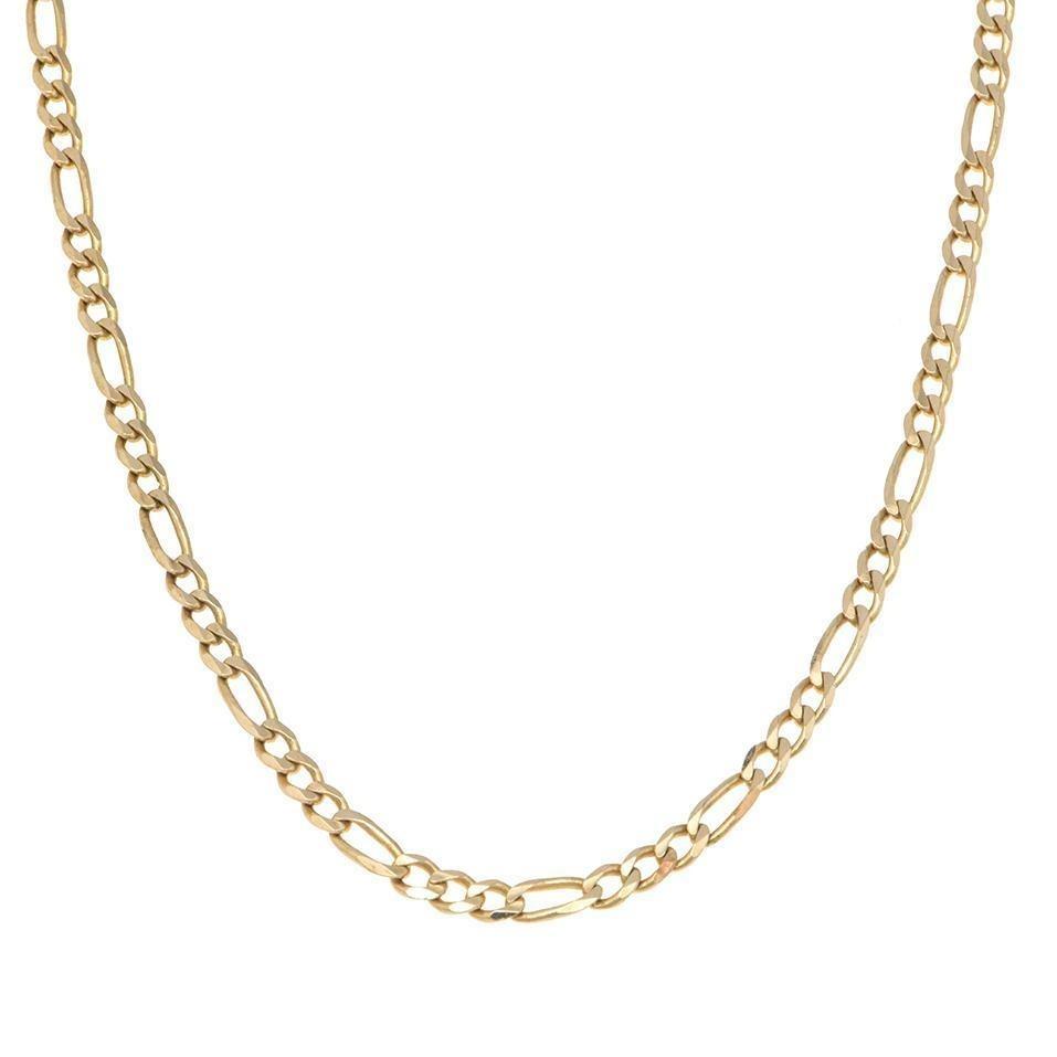 9cebed5eb95b collar de tres eslabones por uno en oro amarillo.-123030278. Cargando zoom.