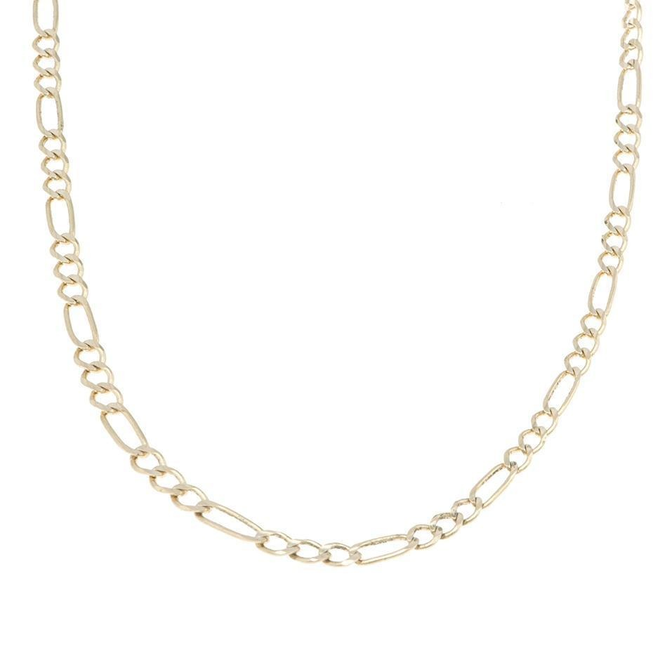 15c8eaf304f7 collar de tres eslabones por uno en oro amarillo.-139409527. Cargando zoom.