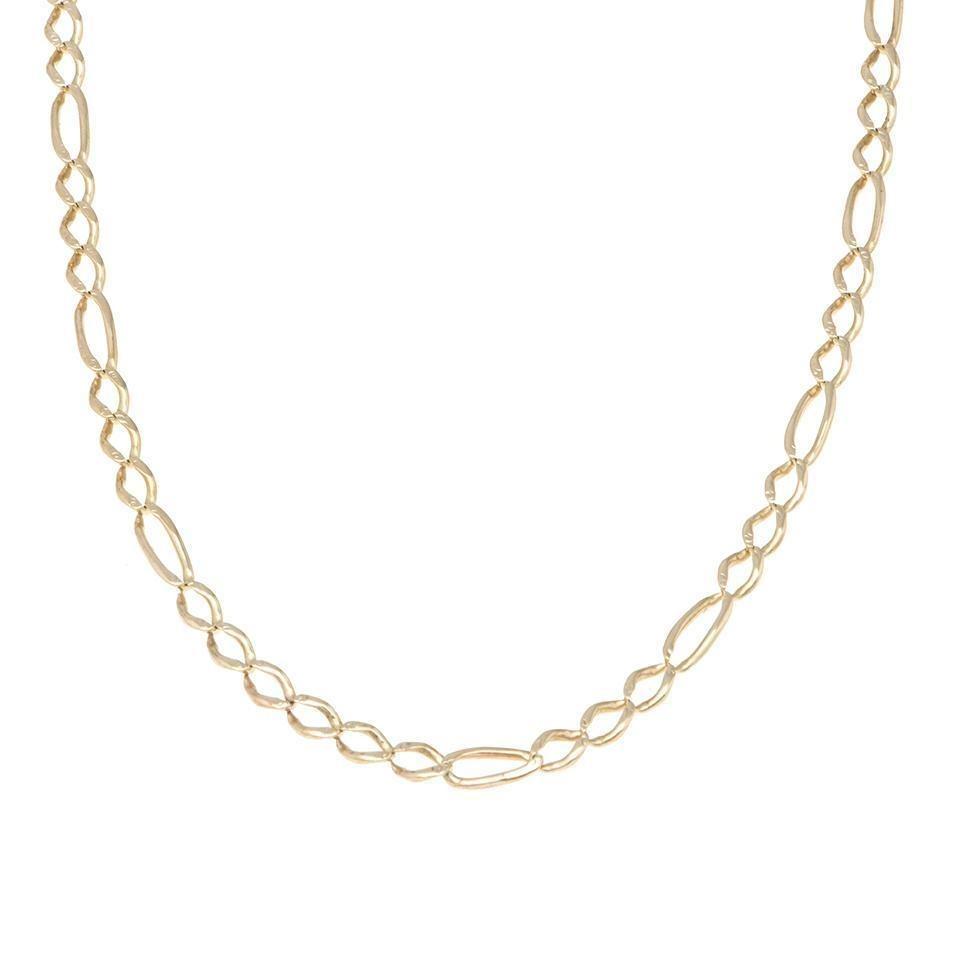 b25db70f1a25 collar de tres eslabones por uno en oro amarillo.-139438570. Cargando zoom.