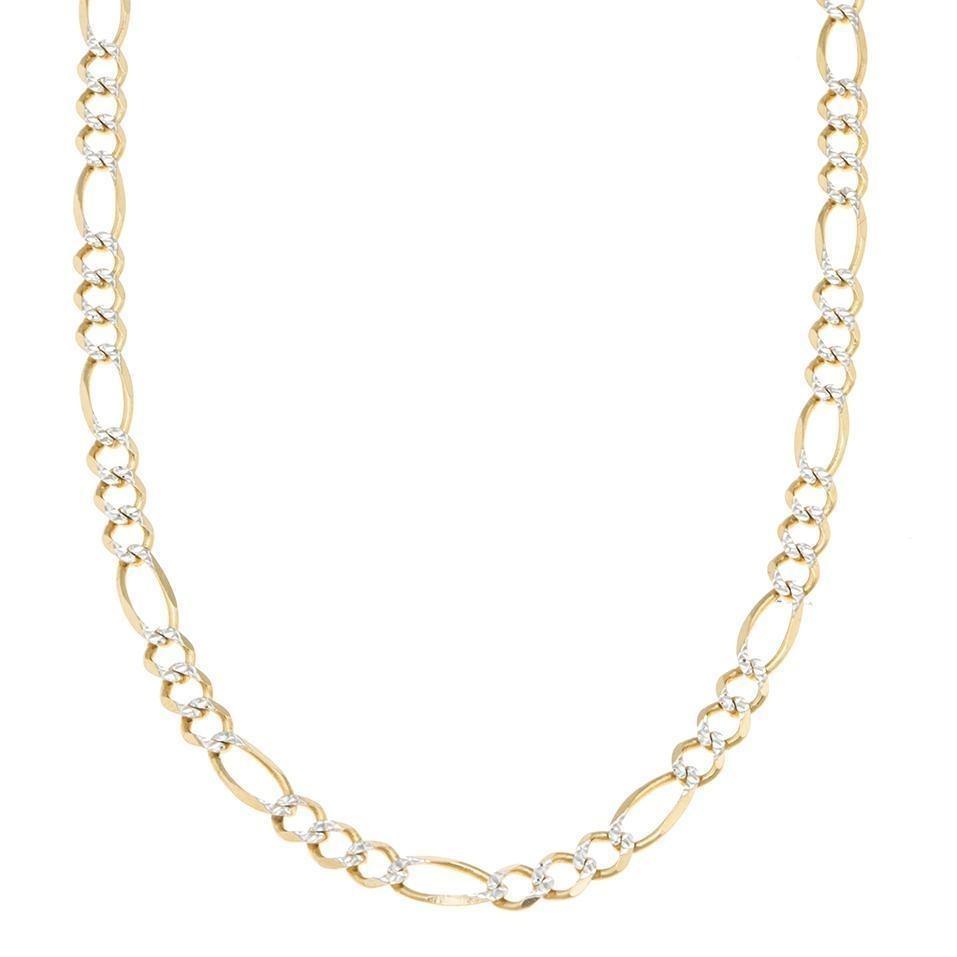 50d8f90a84fe collar de tres eslabones por uno en oro amarillo c-123383564. Cargando zoom.