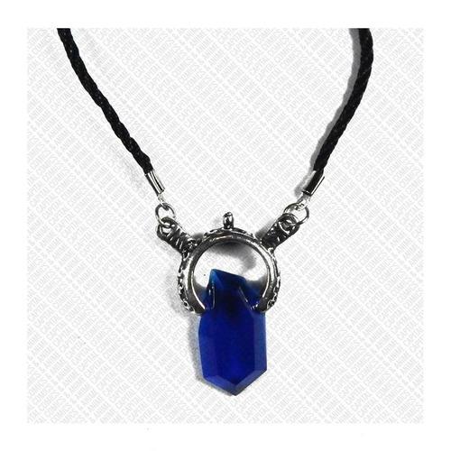 collar devil may cry dante vergil piedra azul envio gratis