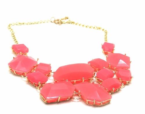 collar diseño fiesta rumba mujer moda look fashion dije