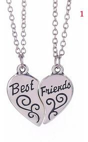 lo último fa80e 886e3 Collar Doble Best Friend Para Ti Y Para Tu Mejor Amiga