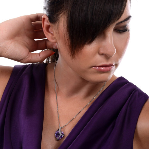 collar elegante de la manera con el cristal de swarovski - l