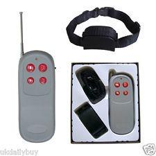 collar entrenamiento electrico perro + control envio gratis