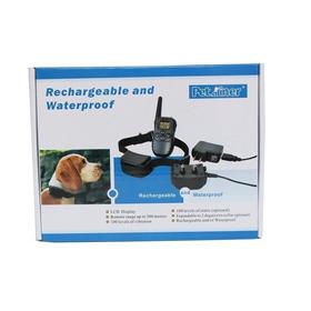 Collar Entrenamiento Perros Eléctrico Vibración Recargable