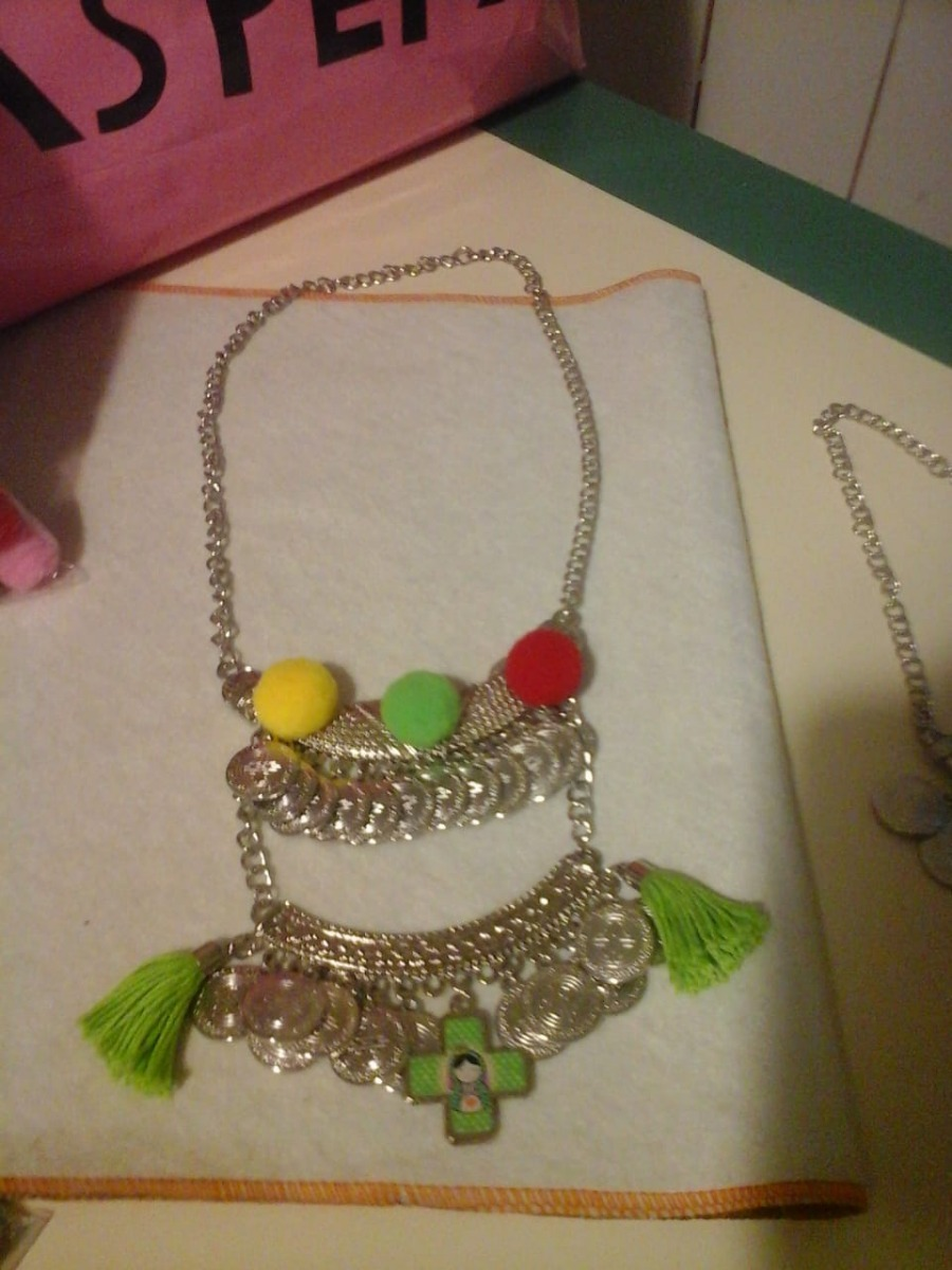 1c932e85f99f collar estilo mexicano. Cargando zoom.
