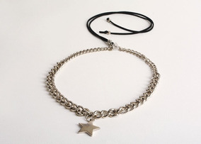 1091bcbcc518 Collar Estrella - Mujer - La Merceria