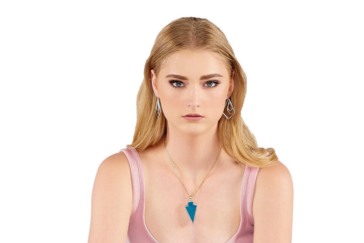 eeb402b71984 Collar Fantasia Fina Nice Pendiente Nativa 218282 -   749.00 en ...