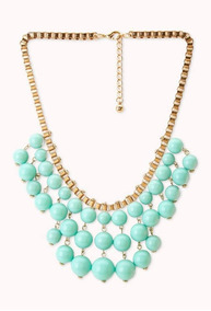ec6148a9b0ad Collar De Piedra Color Verde - Cadenas y Collares en Mercado Libre ...