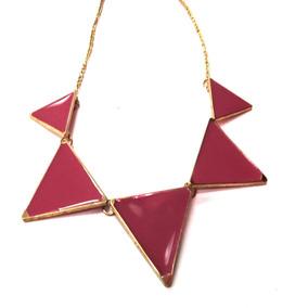 afc57525ebc6 Collar De Perla Dorado - Ropa