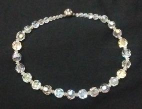 e64515393561 Collar Gargantilla Cristal De Roca en Mercado Libre Argentina