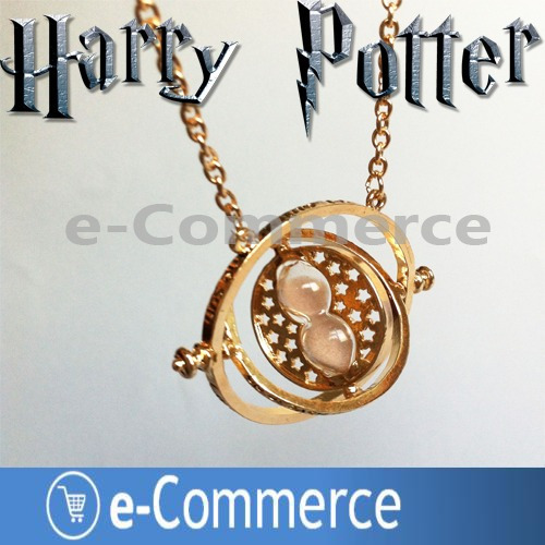 collar giratiempo harry potter gira tiempo hermione cosplay