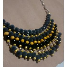Collar Hecho A Mano - Variedad De Colores