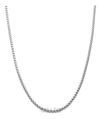 collar hombre - cadena hombre - collar acero quirúrgico - cadenita acero