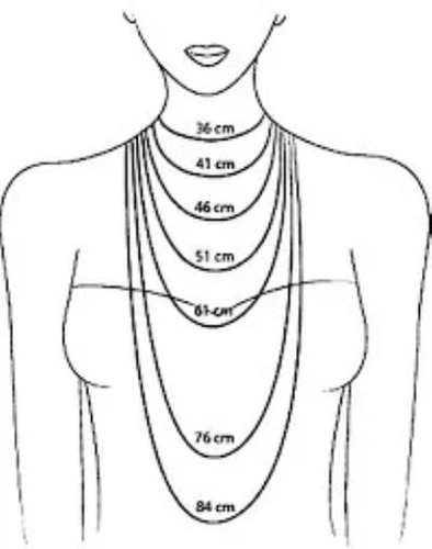 collar infinito plata 950 enchapado en oro
